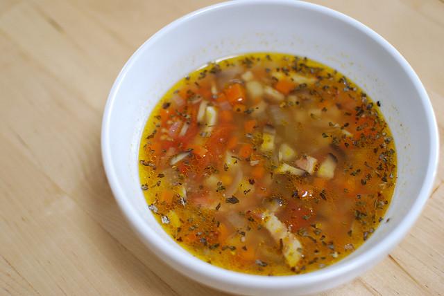 コンビニダイエットスープ