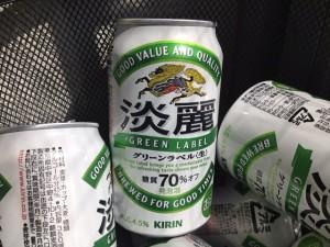 コンビニ酒ビール